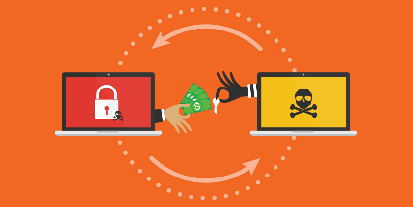 O perigo dos ransomwares